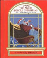 'Twas the night before Christmas - Greg Hildebrandt