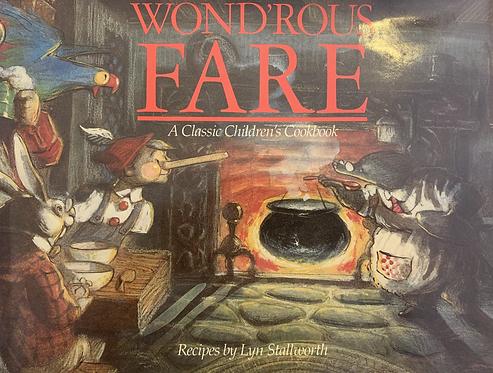 Wond'rous Fare - Lyn Stallworth