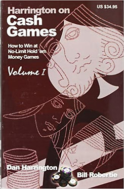 Cash Games Volume 1 - Dan Harrington
