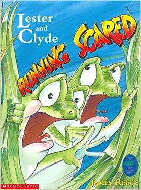 Lester and Clyde Running Scared - James H. Reece