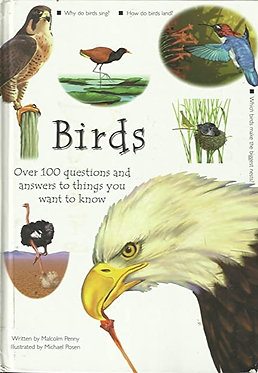 Birds - Malcolm Penny, Michael Posen