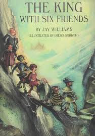 The King with Six Friends - Jay Williams
