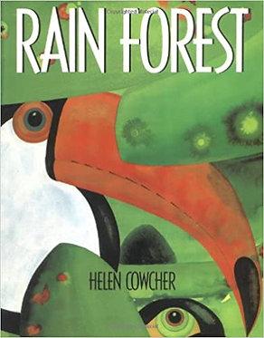 Rain Forest - Helen Cowcher