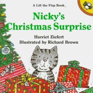 Nicky's Christmas Surprise - Harriet Ziefert
