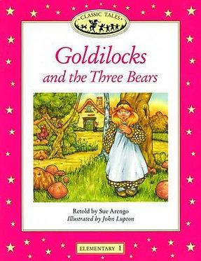 Goldilocks And The Three Bears - Sue Arengo