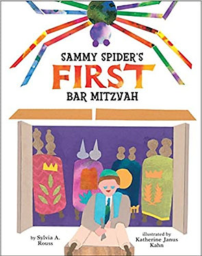 Sammy Spider's First Bar Mitzvah - Sylvia A. Rouss