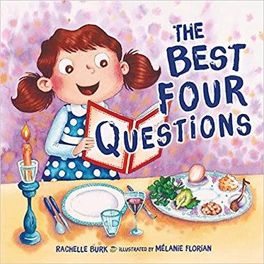 The Best Four Questions - Rachelle Burk