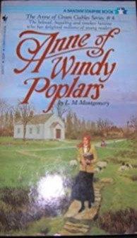 Anne of Windy Poplars - L.M. Montgomerey