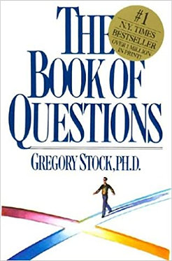 The Book Of Questions - Gregory Stock