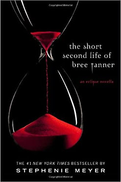 The Short Second Life Of Bree Tanner - Stephanie Meyer