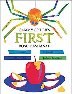 Sammy Spider's First Rosh Hashanah - Sylvia A. Rouss