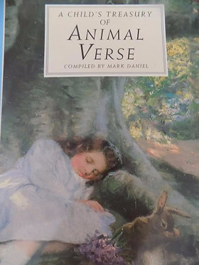A Child's Treasury of Animal Verse - Mark Daniel