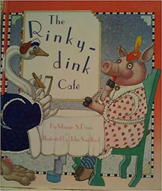 The Rinky-dink Cafe - Maggie S. Davis