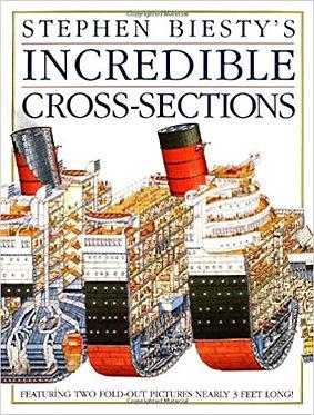 Stephen Biesty's Incredible Cross - Richard Platt, Stephen Biesty
