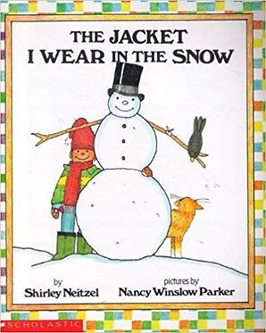 The Jacket I Wear In The Snow - Shirley Neitzel