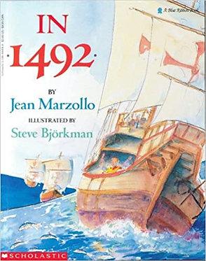 In 1492 - Jean Marzollo