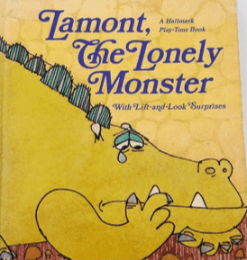 Lamont, The Lonely Monster - Dean Walley