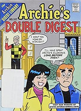 Archie's Double Digest No.107
