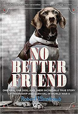 No Better Friend - Robert Weintraub