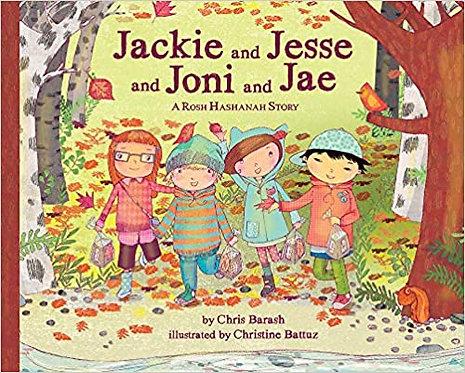 Jackie and Jesse and Joni and Jae - Chris Barash
