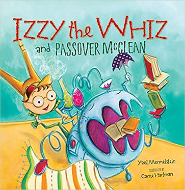 Izzy the whiz and Passover McClean - Yael Mermelstein