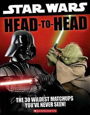 Star Wars Head To Head - Pablo Hidalgo