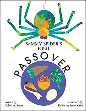 Sammy Spider's First Passover - Sylvia A. Rouss