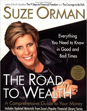 The Road To Wealth - Suze Orman