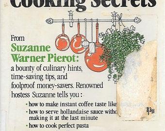 Suzanne's cooking secrets - Suzanne Pierot