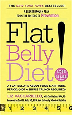 Flat Belly Diet - Liz Vaccariello