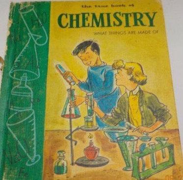 The True Book Of Chemistry - Carona
