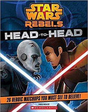 Star Wars Rebels Head to Head - Pablo Hidalgo