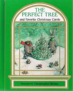 The Perfect Tree and Favorite Christmas Carols - Thomas Bivins