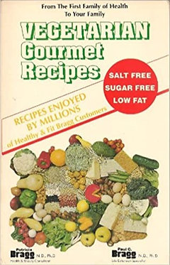 Vegetarian Gourmet Recipes Salt: Free Sugar Free Low Fat