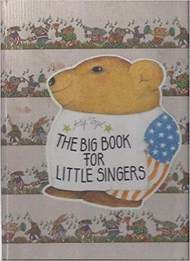 The Big Book for Little Singers - Antje Vogel