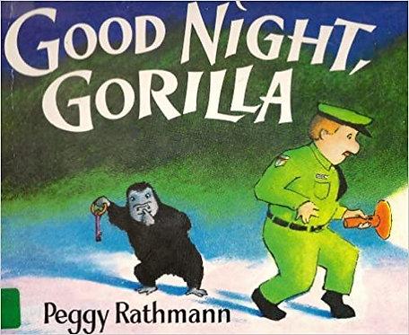 Good Night Gorilla - Peggy Rathmann