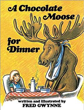 Chocolate Moose for Dinner - Fred Gwynne