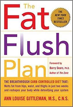 The Fat Flush Plan - Ann Louise Gittleman Ph.D.
