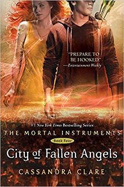 City Of Fallen Angels - Cassandra Clare
