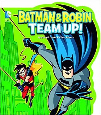 Batman & robin Team Up - Donald Lemke