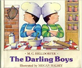 The Darling Boys - M.C. Helldorfer