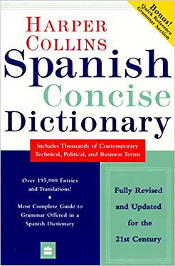 Harper Collins Spanish Concise Dictionary