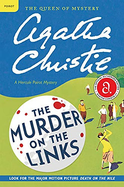 Murder on the links -Agatha Christie