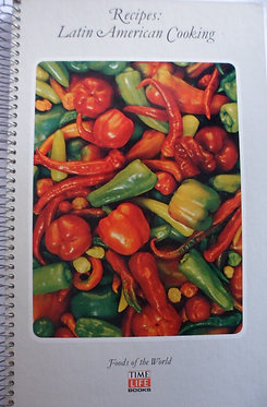 Recipes: Latin American Cooking
