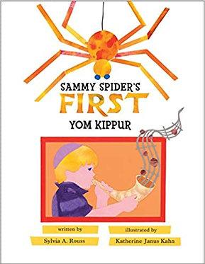 Sammy Spider's First Yom Kippur - Sylvia A. Rouss