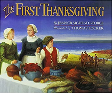 The First Thanksgiving - Jean Craighead George
