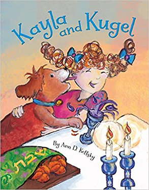 Kayla and Kugel - Ann D. Koffsky