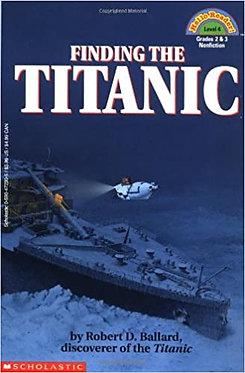 Finding The Titanic - Robert D. Ballard