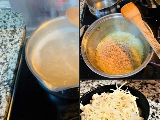 Gluten Free White Pasta e Fagioli
