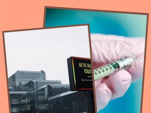 J&J Vaccine, Allergies, Sightseeing in NYC